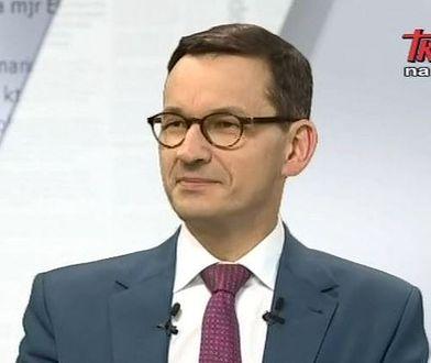 Nowy premier pierwszego wywiadu udzielił Telewizji Trwam