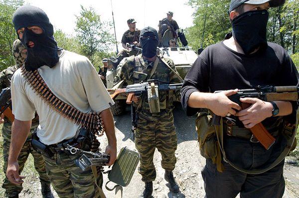 Rosyjscy komandosi
