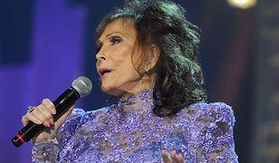 Czołowa piosenkarka country Loretta Lynn po udarze w szpitalu