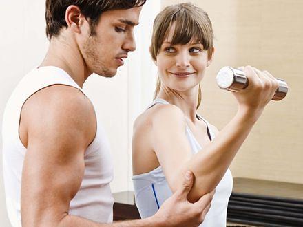 Siłownia - tam szaleją hormony