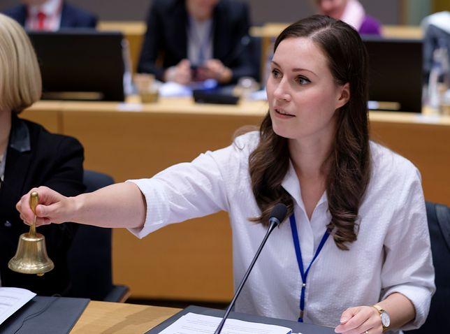 Sanna Marin najmłodszym premierem