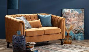 Przytulne tkaniny w jesiennych kolorach