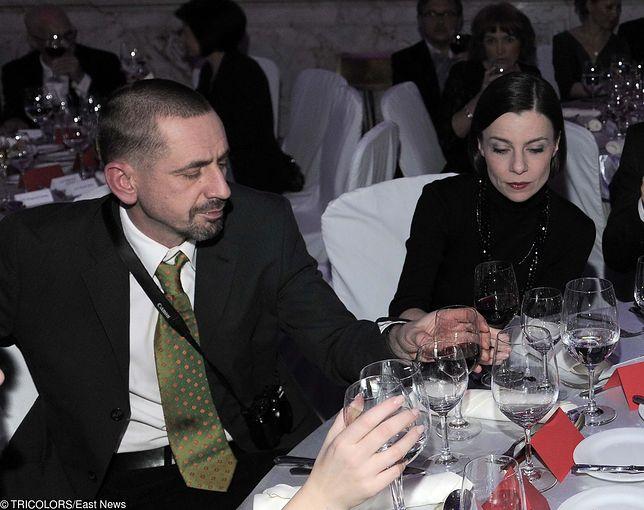 Marcin Figurski i Agata Kulesza