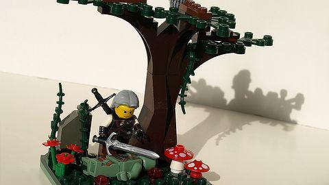 Krótka piłka: Lego Wiedźmin