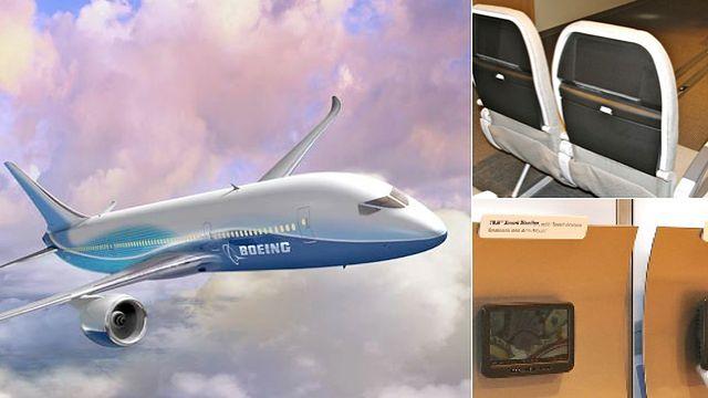 Boeing wybiera Androida do swoich Dreamlinerów