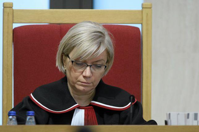 Julia Przyłębska, sędzia Trybunału Konstytucyjnego.