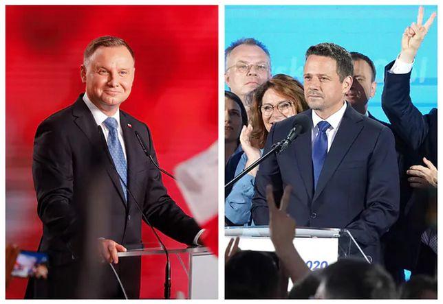 Wybory prezydenckie 2020. Debata TVN, TVN24, Onet oraz WP. Duda rezygnuje