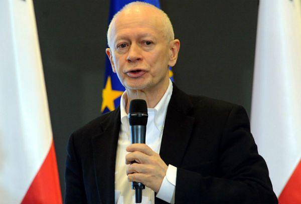 Minister Cyfryzacji i Administracji Michał Boni