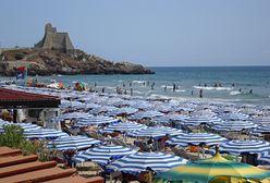 Włochy. Kilkunastu turystów utknęło z dala od brzegu. Uratowały ich trzy psy