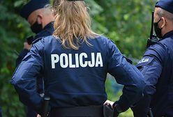 Opole: atak na policjantki. Siedem radiowozów w akcji