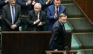 Prezydent Andrzej Duda podpisze wkrótce rozporządzenie podwyższające pensje polityków i urzędników państwowych