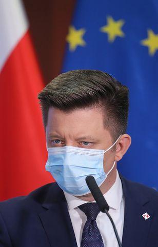 Piotr Niemczyk: Żaden profesjonalny haker nie przyznałby się, że dostał to hasło od kogoś z otoczenia Michała Dworczyka. PAP/Paweł Supernak