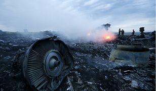 Malezyjski Boeing 777 został zestrzelony nad wschodnią Ukrainą w 2014 roku