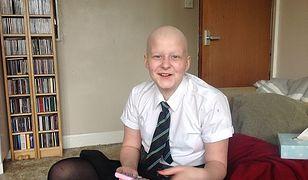 Przypadki wystąpienia tego rodzaju nowotworu wśród dzieci są rzadkie.