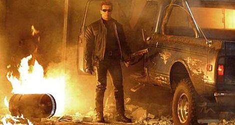 Arnold Schwarzenegger przeciwko zakazowi palenia