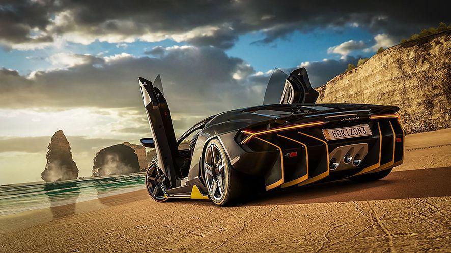 Gramy w Forza Horizon 3, ekskluzywne wyścigi teraz też na PC!