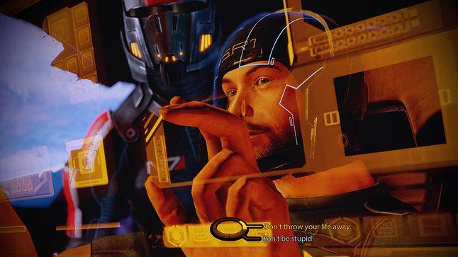 Mass Effect Edycja Legendarna - ME2