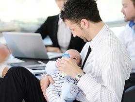 Czy wiesz, jak posiadanie rodziny może wspomóc karierę taty?