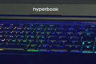 Hyperbook Pulsar Z17S: notebook do grania i do pracy (niepotrzebne skreślić)
