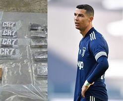 We Francji aż huczy. Kokaina podpisana inicjałami Cristiano Ronaldo