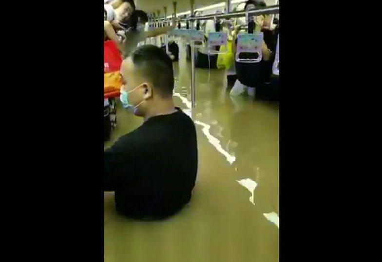 Dramat w Chinach. Kataklizm, jakiego nie było od 1000 lat