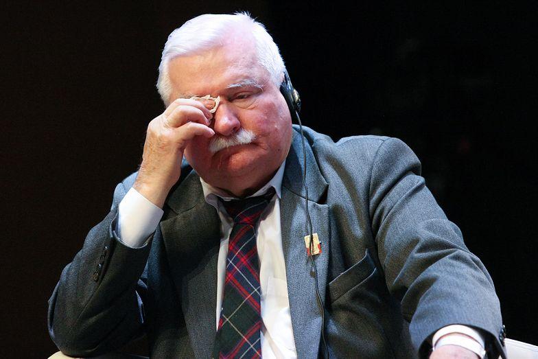 """""""Liczyłem, że tak będzie zawsze"""". Dramat Lecha Wałęsy"""