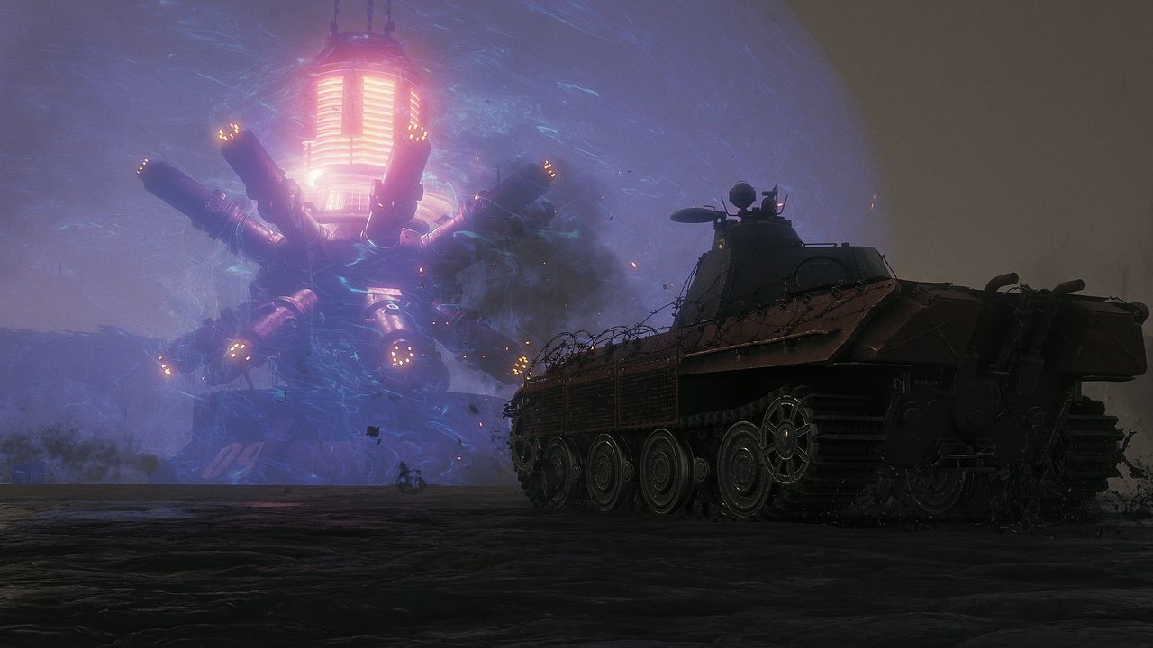Tryby Halloween w World of Tanks PC i Blitz! -