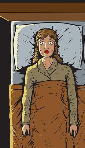 Czy bezsenność jest związana z depresją?