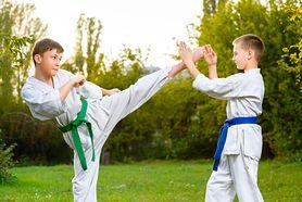 Sztuki walki dla dzieci - wybór odpowiedniej sztuki walki dla dziecka, zajęcia ze sztuk walki, Karate dla dzieci, Judo dla dzieci