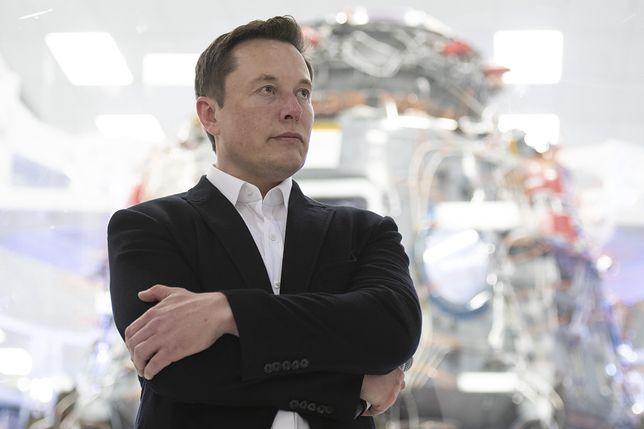 Elon Musk ma nowe priorytety w podboju kosmosu.