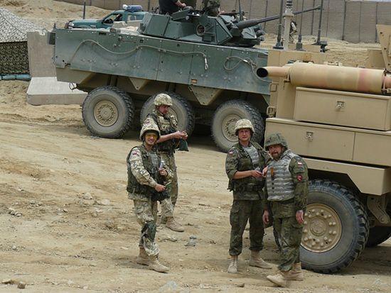Będziemy w Afganistanie przynajmniej do 2013 roku