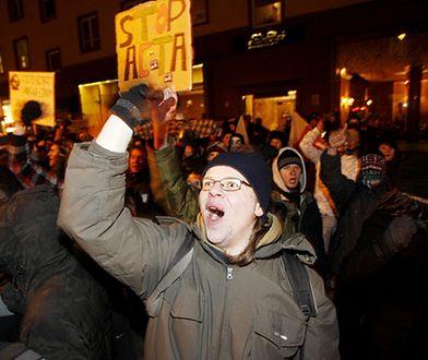 ACTAwiści z Poznania protestują przeciwko inwigilacji w internecie. Podpisali list sprzeciwu