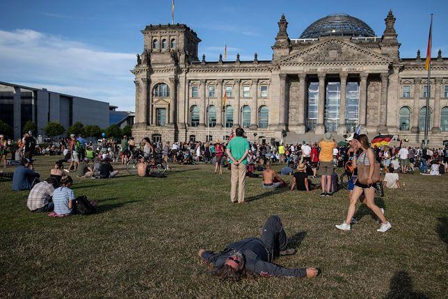 Podczas wjazdu do Niemiec trzeba będzie okazać wynik testu na obecność koronawirusa