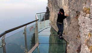 Tianmen - najbardziej przerażający szlak na świecie