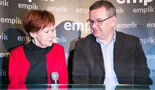 Maria Czubaszek, Artur Andrus