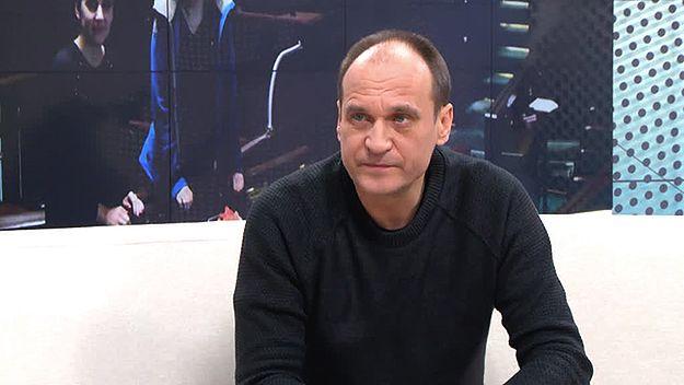 Paweł Kukiz: Schetyna jest w fatalnej sytuacji, współczuję mu