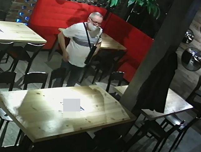 Lublin. Policja publikuje wizerunek kieszonkowca