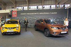 Nowe Nissany X-Trail i Juke zadebiutowały w Polsce