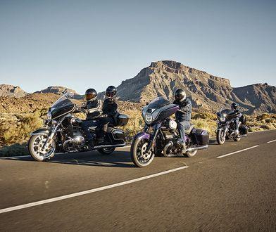 Debiutują BMW R 18 B i R 18 Transcontinental, czyli amerykańska turystyka w niemieckim wydaniu