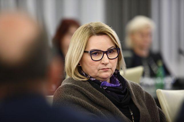 Według Barbary Zdrojewskiej, cała sprawa ma związek z wyborami
