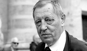 Zmarł prof. Jan Szyszko. Jeszcze wczoraj brał udział w debacie o polityce klimatycznej.