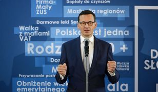 Politycy PiS zaznaczają, że Mateusz Morawiecki nie musi przepraszać rządu PO-PSL