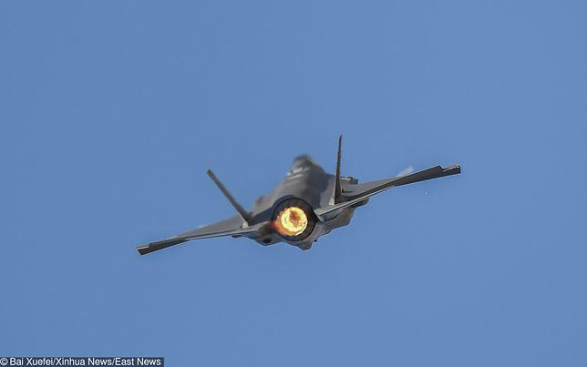 USA reagują na decyzję Turcji. Wstrzymują dostawy do myśliwców F-35