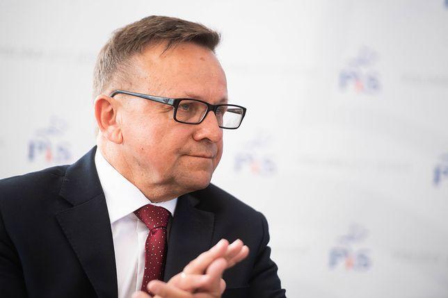 Poseł PiS Marek Matuszewski zawieszony w prawach członka partii i klubu