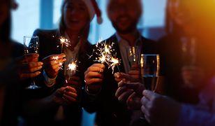 Życzenia na sylwestra i nowy rok