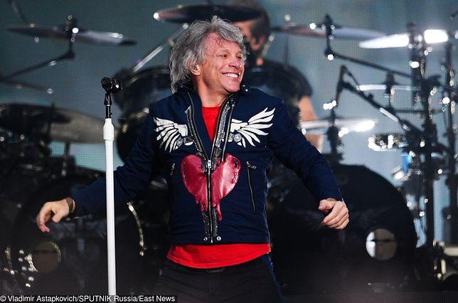 Bon Jovi na Stadionie Narodowym. Zamknięte ulice na Saskiej Kępie