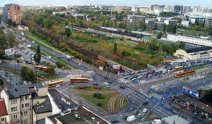 Pięć firm walczy o teren w centrum Warszawy