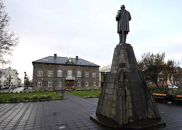 Siedziba islandzkiego parlamentu