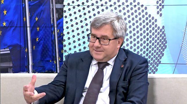 Czarnecki przedstawił swoją teorię