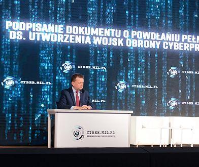"""""""Koncepcja trafna, choć już bardzo spóźniona"""". Ekspert ocenia pomysł MON-u na cyberwojsko"""